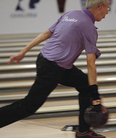 Professional bowlers return for three days of competition