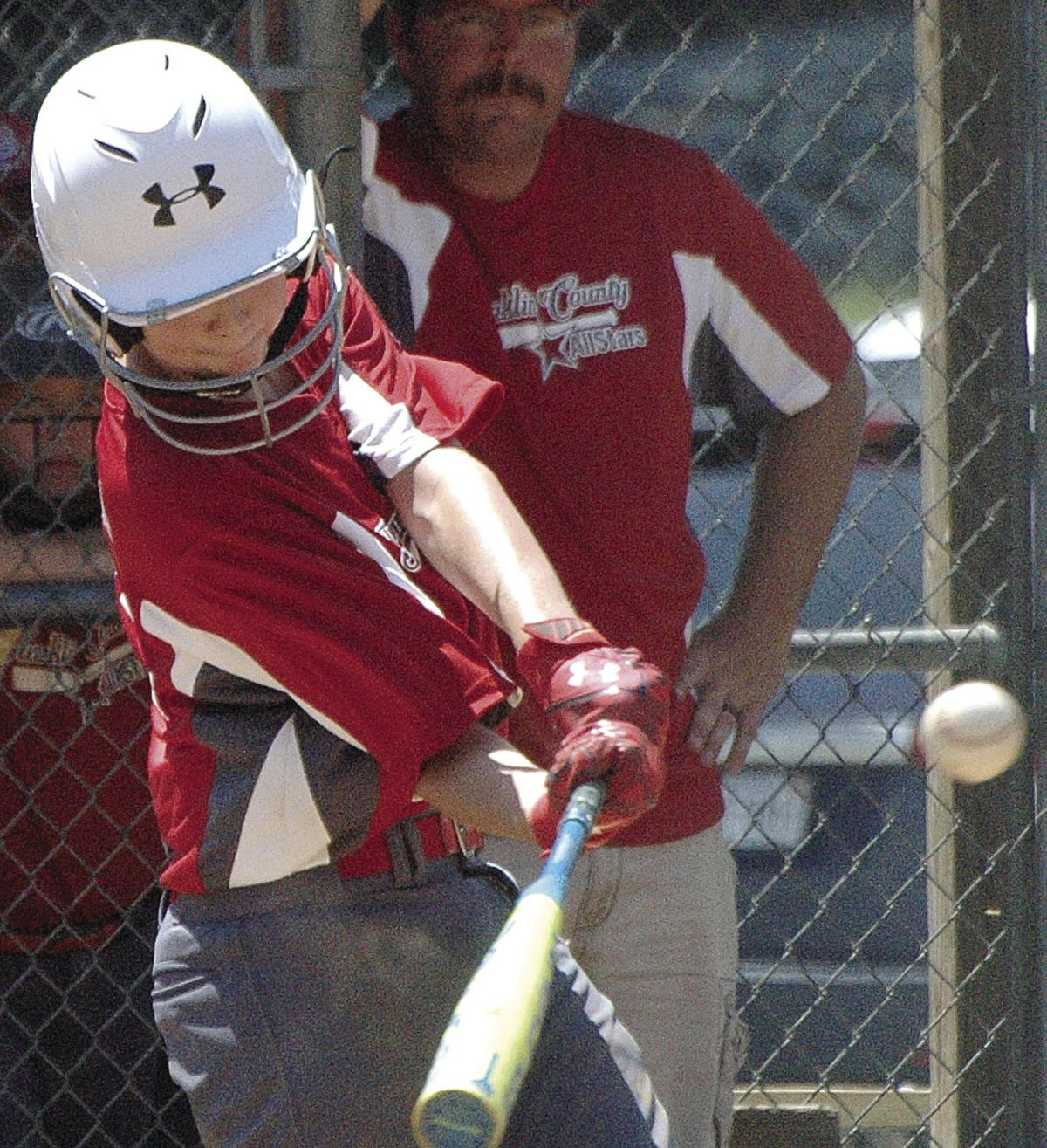 DIXIE YOUTH BASEBALL: Franklin County stays alive in O-Zone