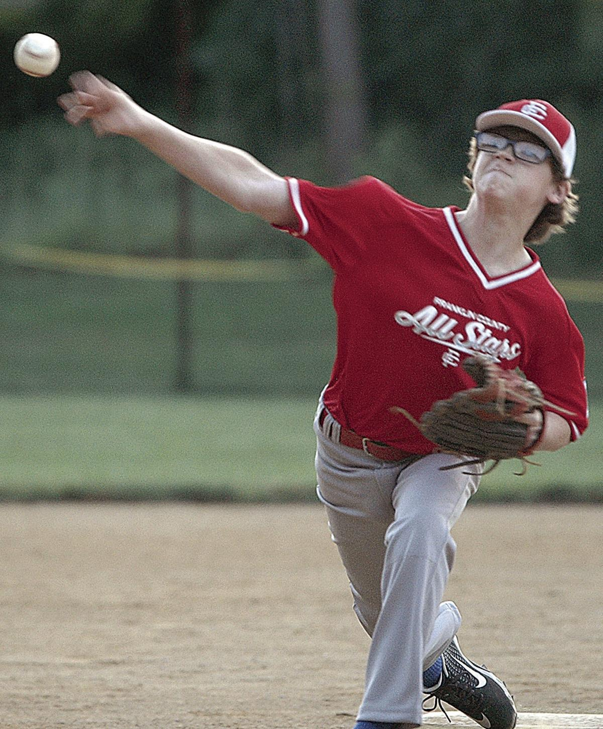 Franklin County All-Star teams in action