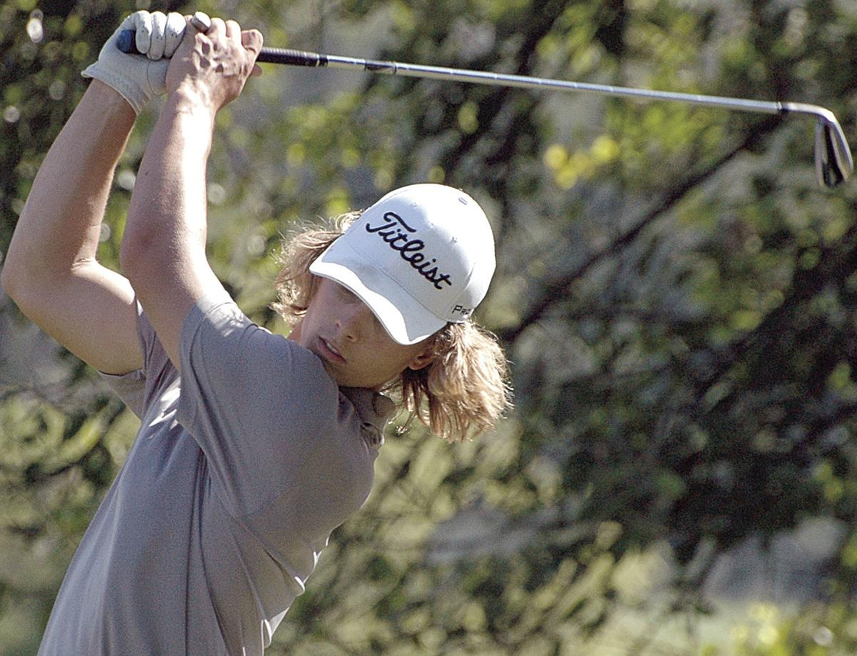 Eagles finish in a tie for sixth at Lake Chesdin tournament