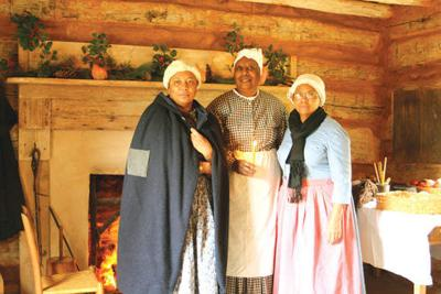 Christmas event at BTW monument draws 700 visitors