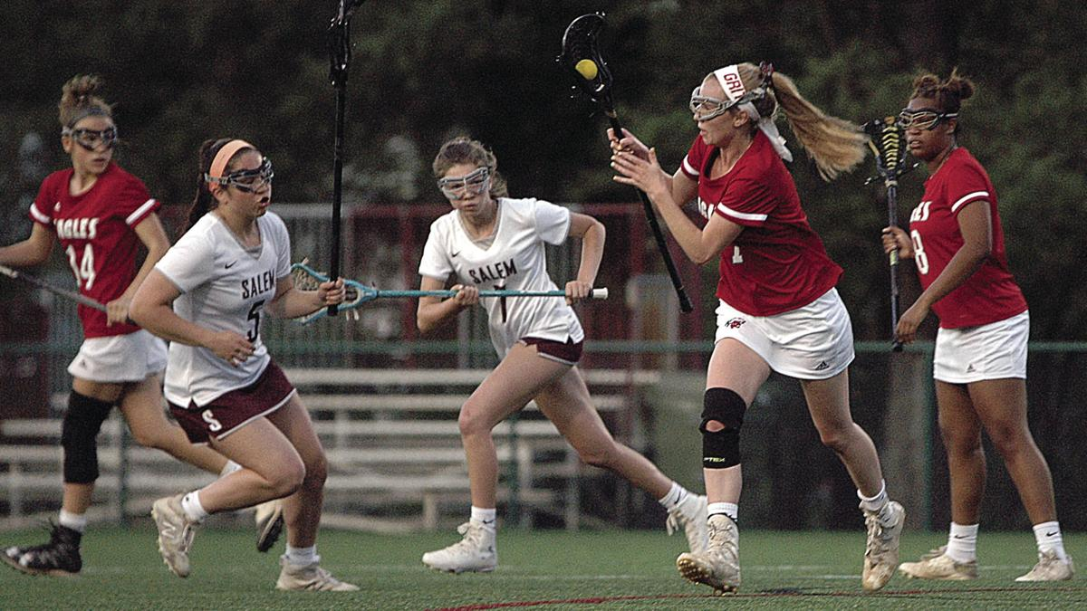 GIRLS HIGH SCHOOL LACROSSE: Franklin County falls to Salem, Cosby in consecutive road matches