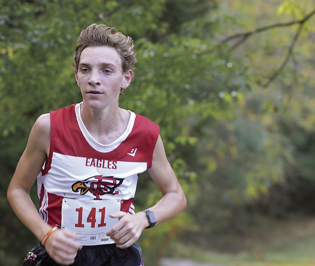 Atchue, Cooper and Shorter earn Class 6 state berths