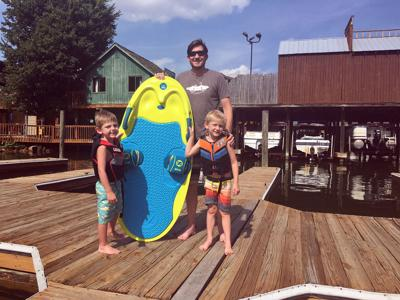 Lake expert offers tips to introducing kids to water sports
