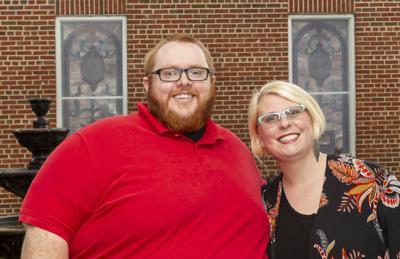 Pastors Clayton and Sarah Payne