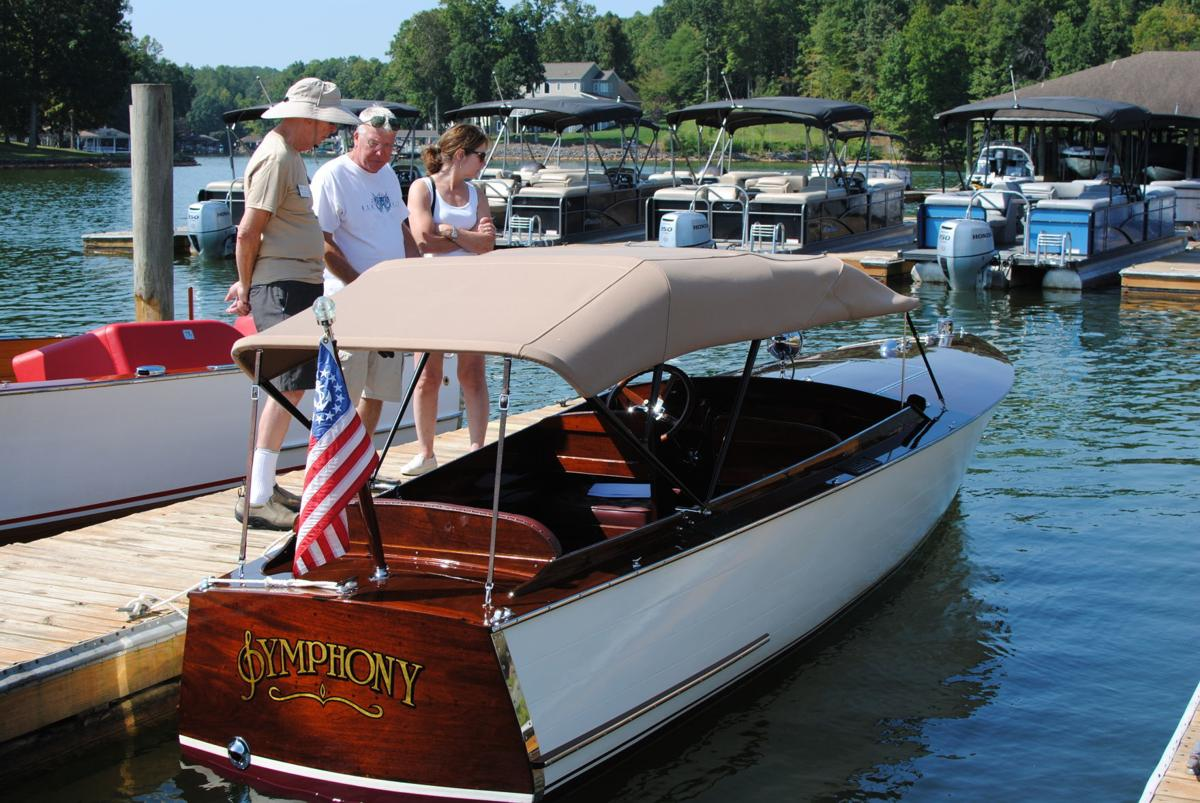 Antique and Classic Boat Show and Festival