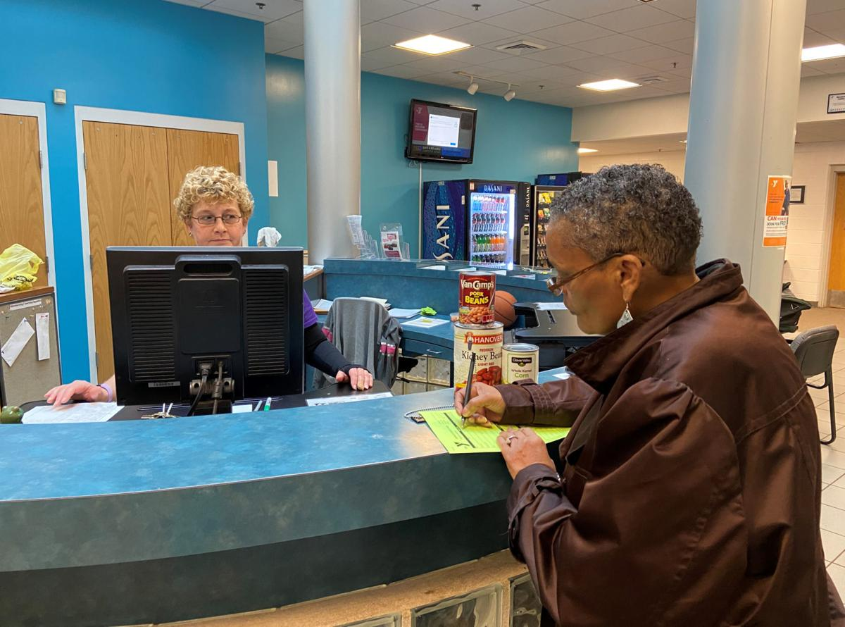 Franklin County YMCA aims to help the hungry