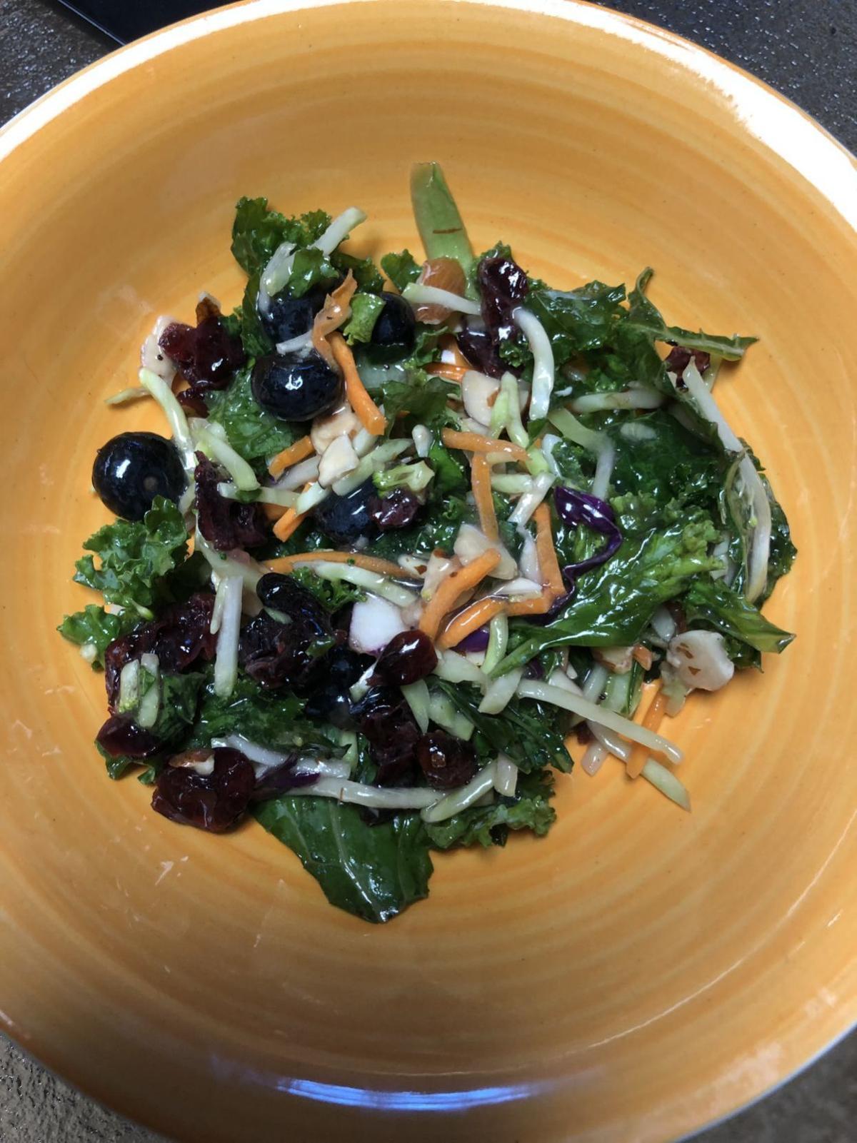 KIF Kale salad