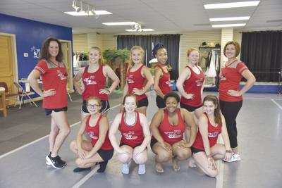 PERFORMING ARTS: New dance team shakes up high school