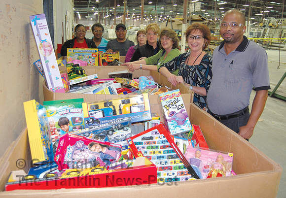 We Care Collecting Toys For Local Children News