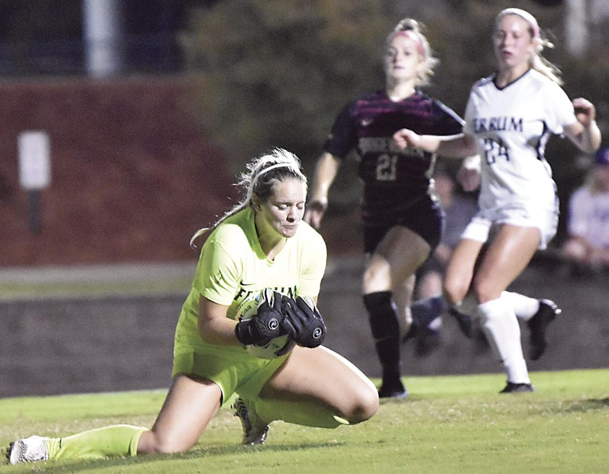 Bridgewater claims 10th win, shuts out Ferrum, 3-0