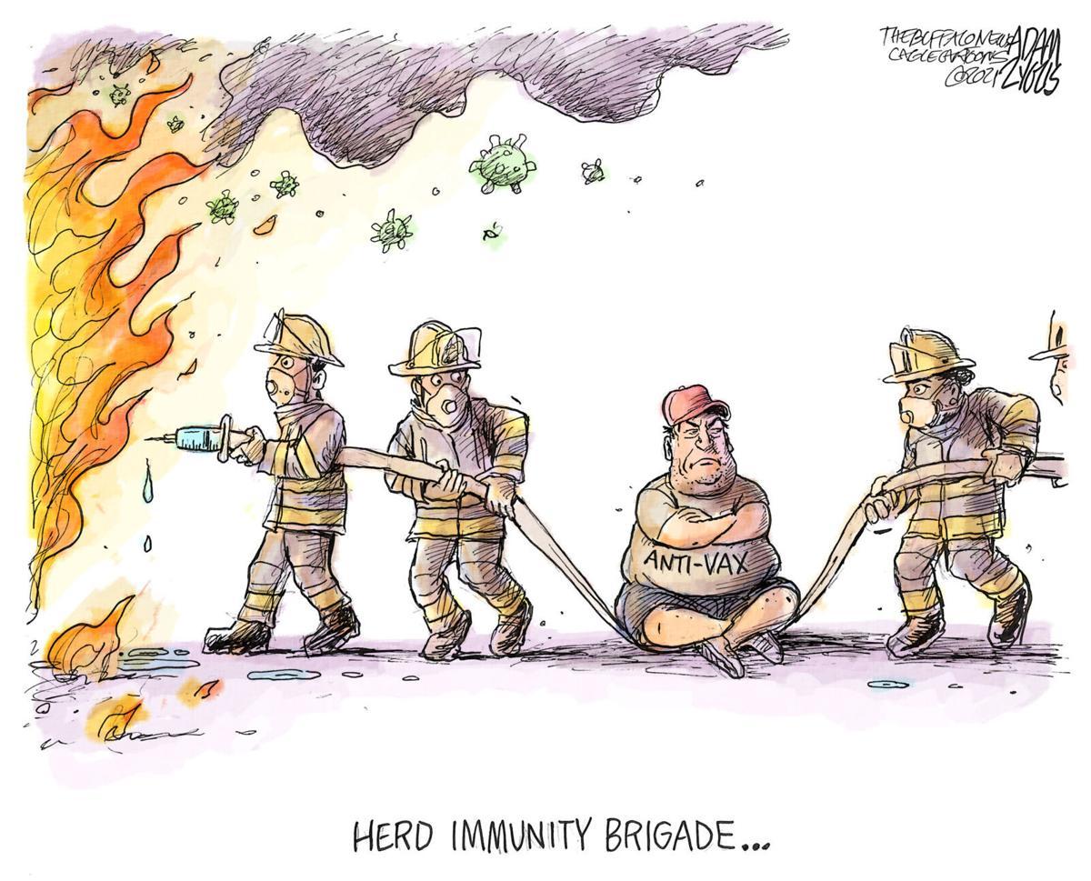 Cartoon for May 17, 2021