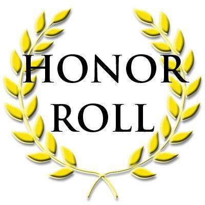 Franklin County High School honor rolls Second nine weeks