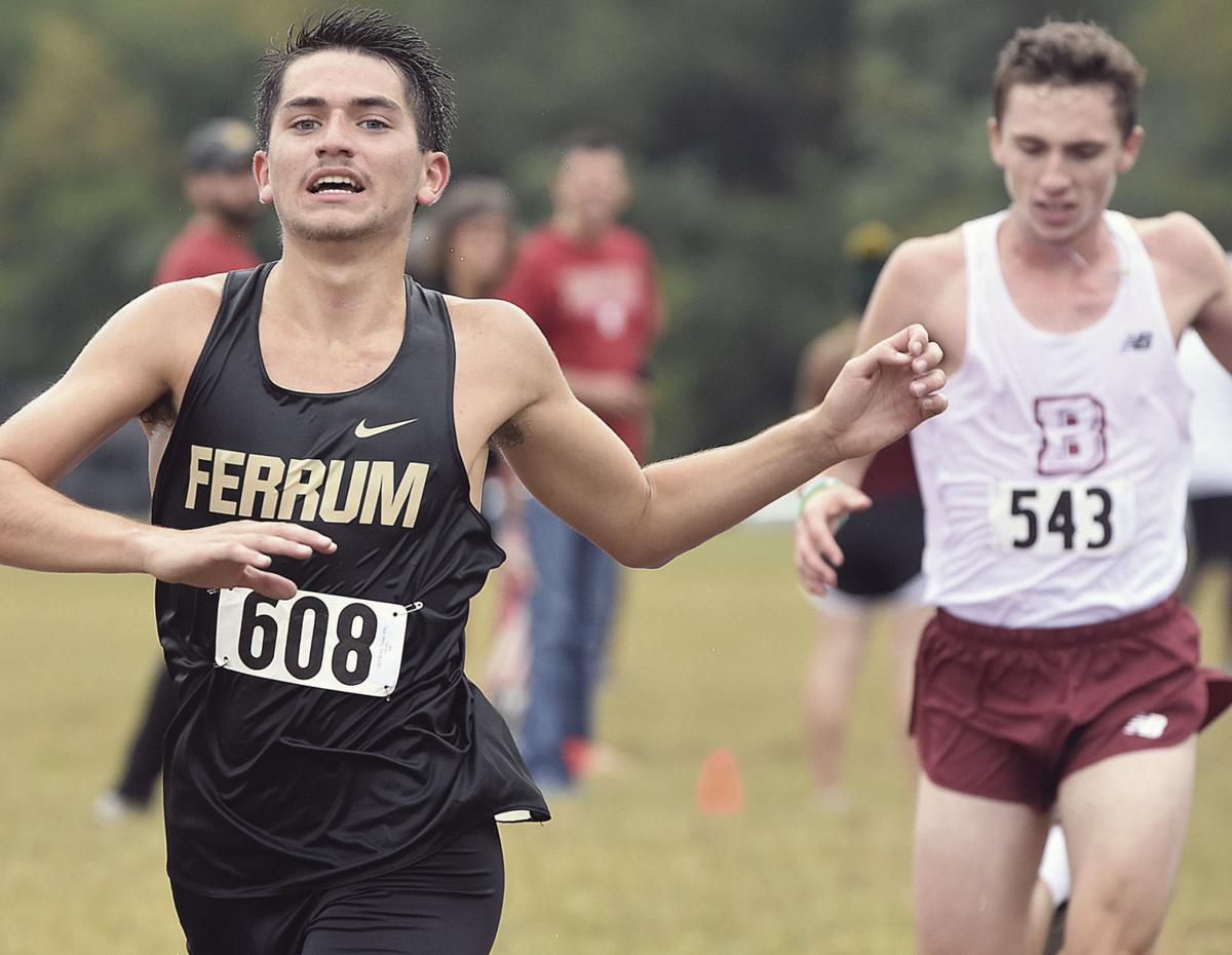 Ferrum men's team captures top varsity honors
