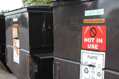 Franklin County plastic recycling