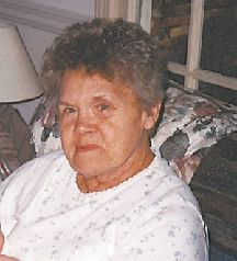 SAUNDERS, Patsy Meador
