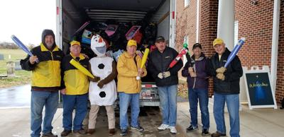 Toy drive successful for Sea Tow