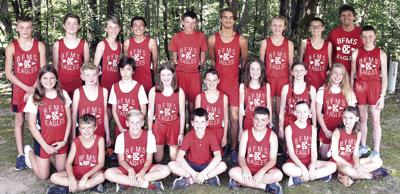 BFMS Cross Country