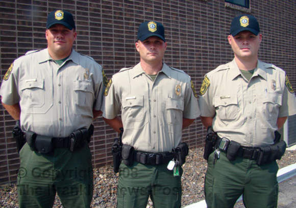 New dgif officers assigned to franklin county news for Virginia fish and game