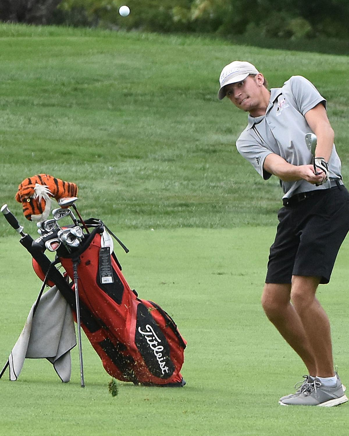 Franklin County's Harvey earns state tournament berth
