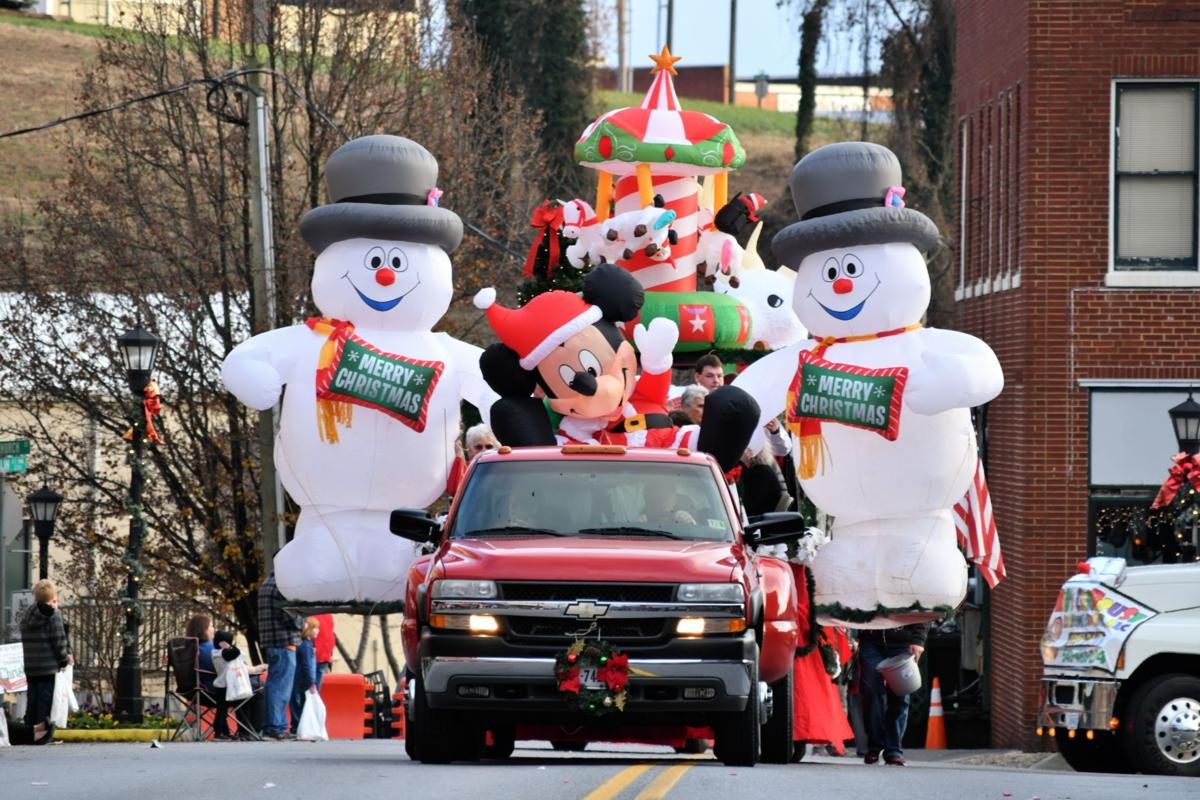 Rocky Mount Va Christmas Parade 2019 Winners named in Franklin County Christmas Parade | News