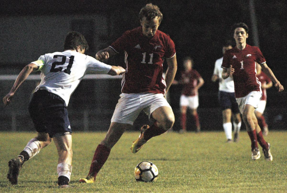 It's a six-goal turnaround for Franklin County boys