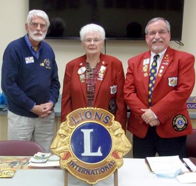 Moneta Lions Club welcomes district leaders