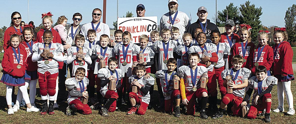 FRANKLIN COUNTY FORCE TAKES TITLE