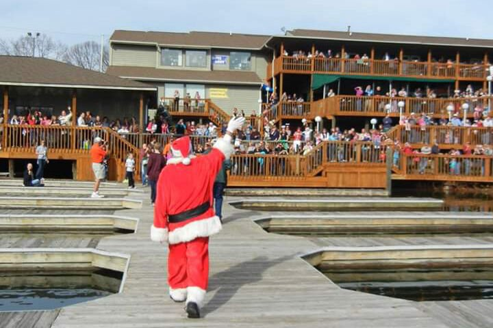 Santa is not docking at Bridgewater Plaza after all