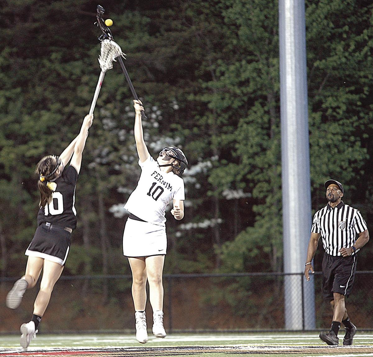 WOMEN'S COLLEGE LACROSSE: Ferrum claims first ODAC win with wire-to-wire victory over Randolph