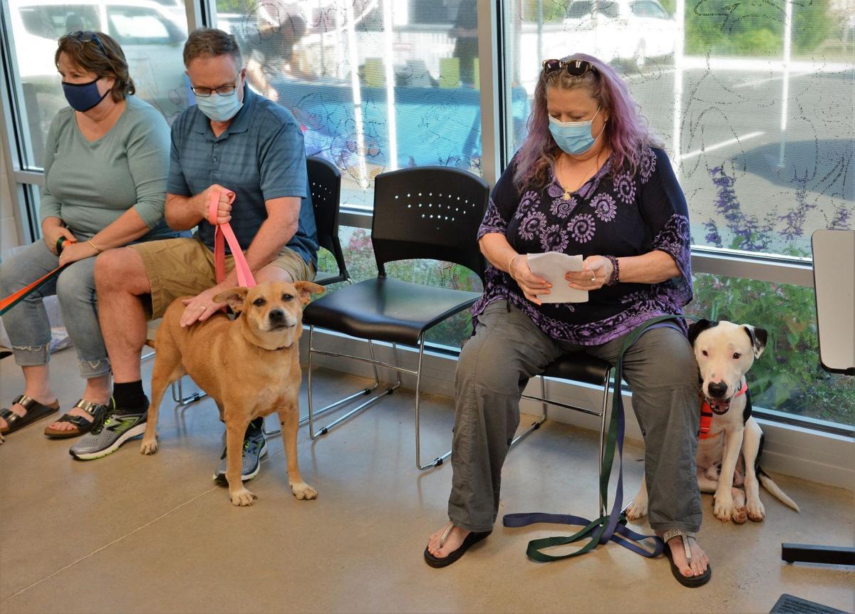 Animal Shelter hosts suicide awareness event
