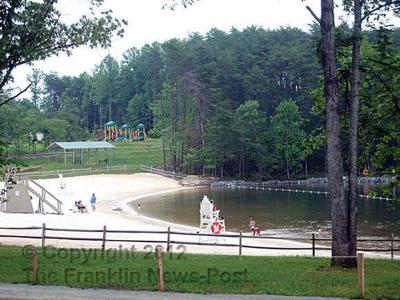 Beach Closes For Season At Sml Community Park File Photo The Smith Mountain Lake