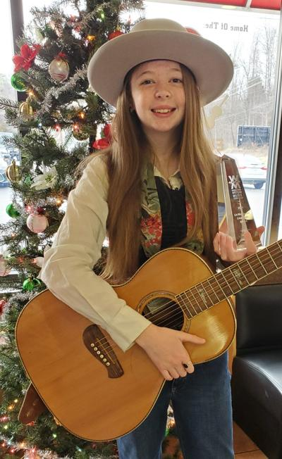 Rocky Mount youth earns international accolade for music