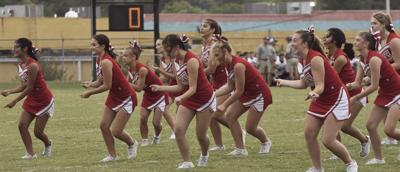 Franklin County Junior Varsity Cheerleaders