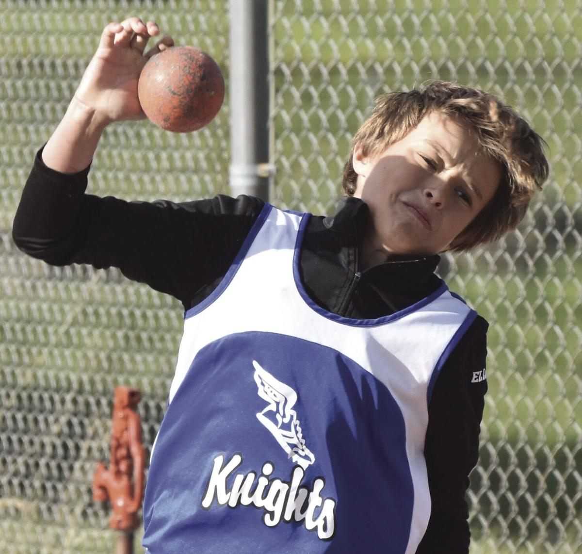 KNIGHTS TRACK AND FIELD
