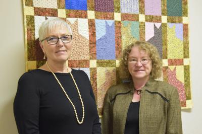 Donna Proctor and Ellen Holland