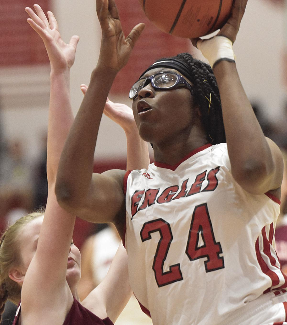 Eagles conclude campaign with a 20-point victory