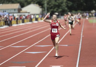 Cooper caps freshman campaign by capturing state crown