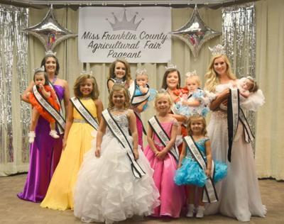 Miss Ag Fair 2019 winners