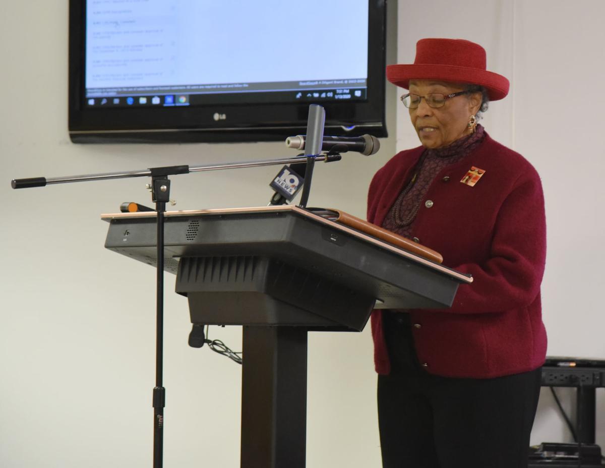 Dr. Gloria Freeman Martin
