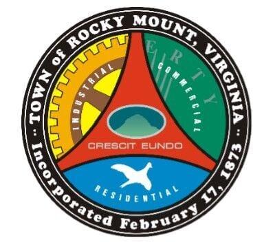 town of rocky mount logo stockart 0121