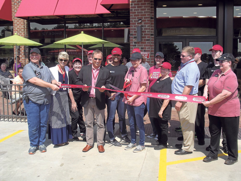 Sheetz opens second Franklin County store