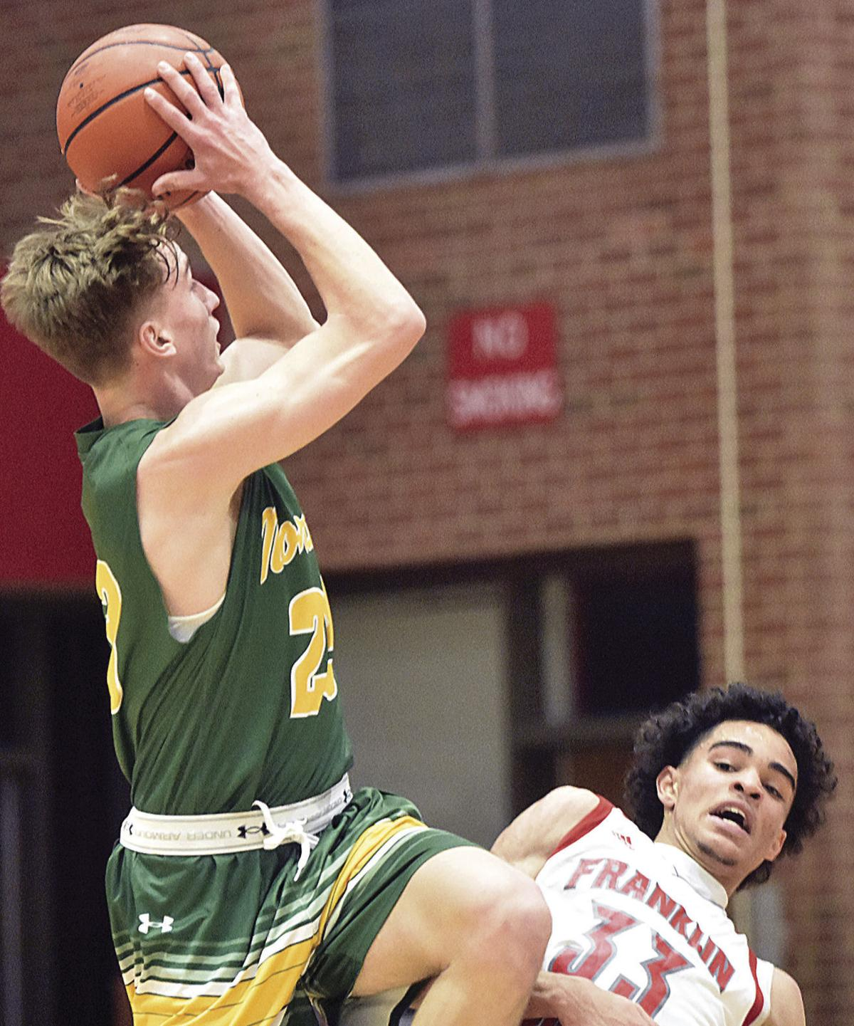Barrage of treys guides Northside to 24-point win over Eagles