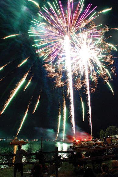 Fireworks, fundraiser event set for July 2
