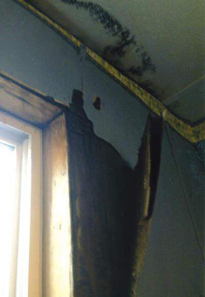 Black mold infestation costs SML couple their home, belongings