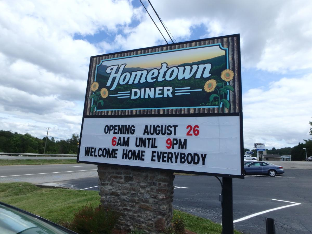 Hometown Diner opens for business in Rocky Mount