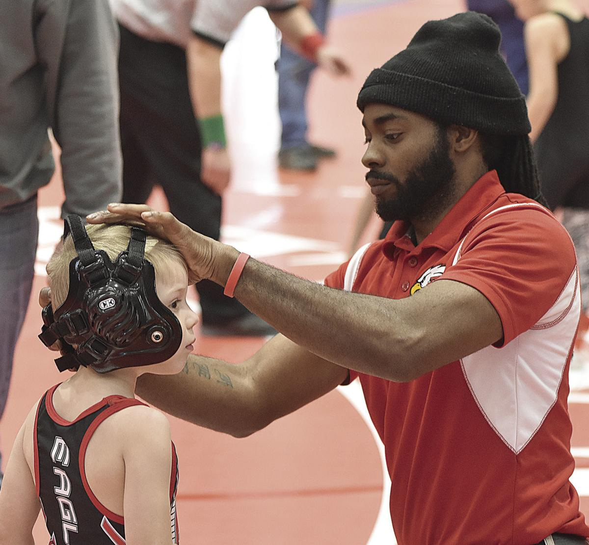 Franklin County wrestlers finish 13th in Virginia Beach tournament