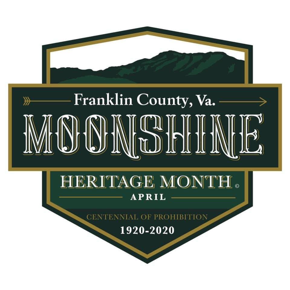 Moonshine Heritage Month logo