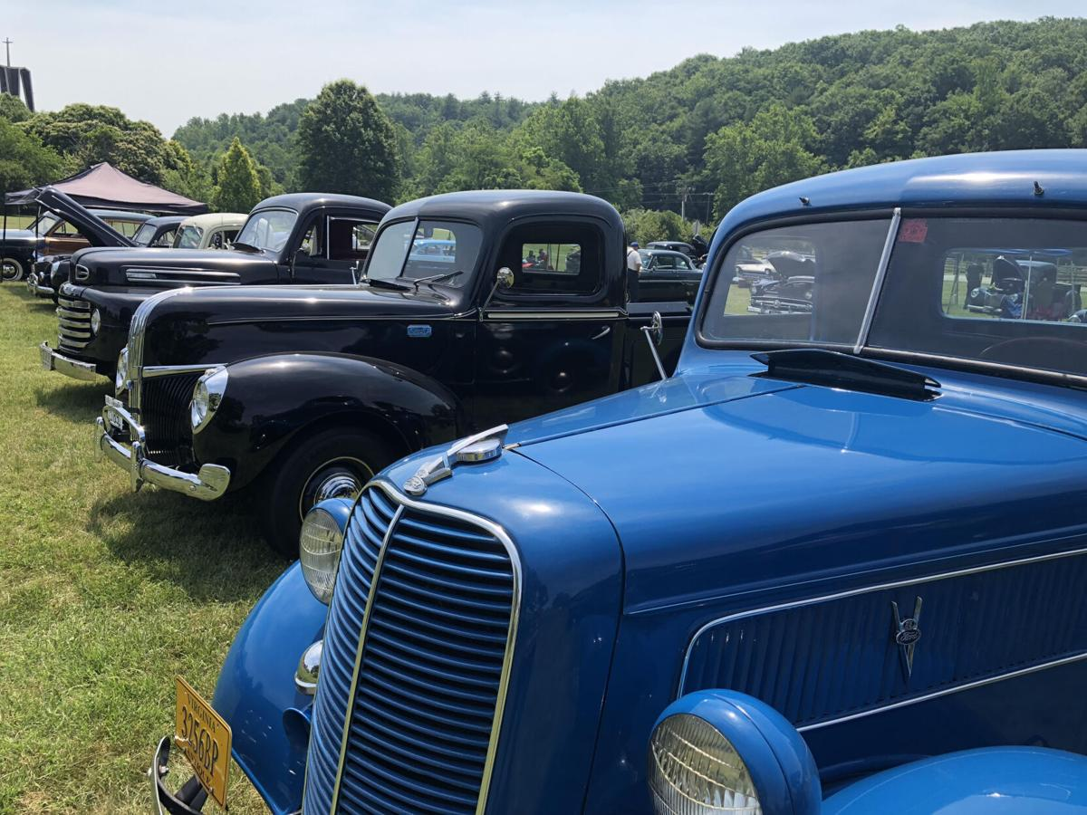 Sixth annual Moonshine Heritage Car Show this Saturday
