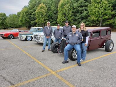 Club's car show will help kids this Christmas